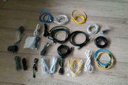 Kabel Konvolut HDMI USB Netzwerk