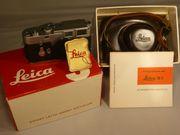 Leica M3 koml Set von
