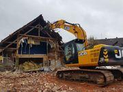 Abbruch Abriss Haus abreissen Rückbau