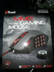 Gaming Laser Mouse GXT 166