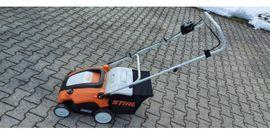 Gartengeräte, Rasenmäher - Stihl RLE240 Rasenlüfter Elektro mieten