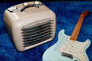 Vintage Verstärker Retro Amp E-Gitarre