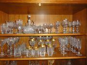 Edle Bleikristall Gläser Karaffen Bierkrüge