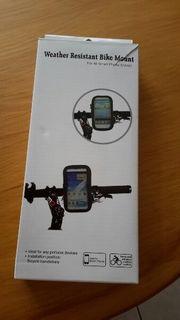 Handyhalterung fürs Handy am Fahrrad