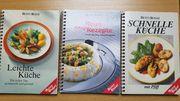 Kochbücher Betty Bossy