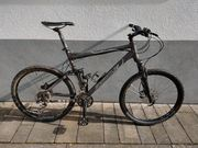 Fully Mountainbike Serious RH 56