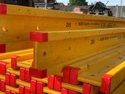 NEUE Holzträger mit 3-Schicht-Steg