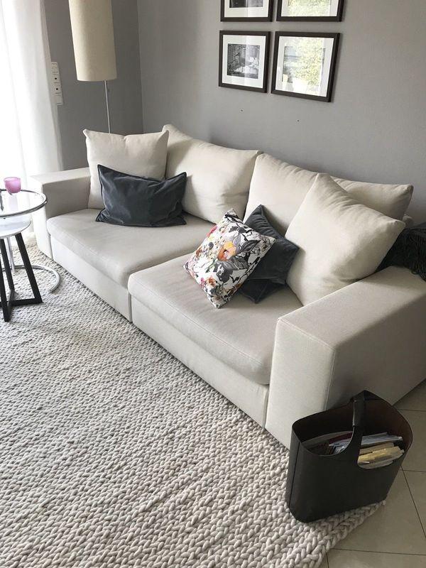 Couch Sofa Flexform Groundpiece