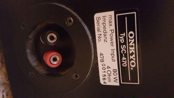 Lautsprecher von Onkyo