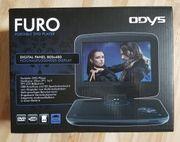 Tragbarer DVD Player passende Auto-Kopfstütze