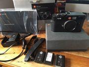 Leica M9 Gehäuse Body schwarz