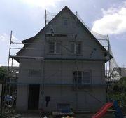 Gerüst Baugerüst Fassadengerüst Layer
