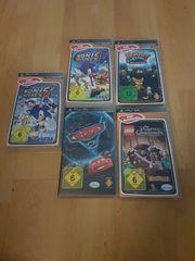 Verschiedene PSP Spiele