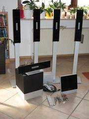 Surroundsystem der Marke Philips HTS9800W