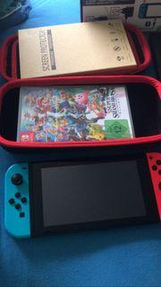 Nintendo Switch Zubehör super smash