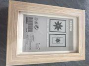 Ikea Holz Bilderrahmen 2erPack OVP