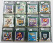 Nintendo Gameboy Color Spiele