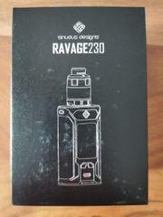 Wismec Akkuträger Ravage230