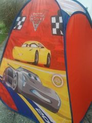 Kinderzelt Motiv Disney CARS