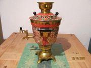 Elektrischer Wasserkocher-SAMOWAR Sammlerkunstwerk