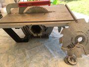 Tischkreissäge für AEG-Bohrmaschine