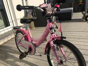 Puky Mädchen Fahrrad pink 16