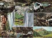 Breitachklamm Fotopäckchen Leporello mit 10