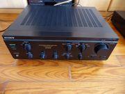 SONY TA-F 550 ES - Stereo Voll