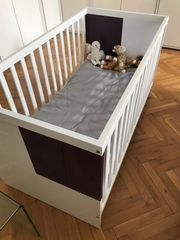 Kinderbett kaum benutzt