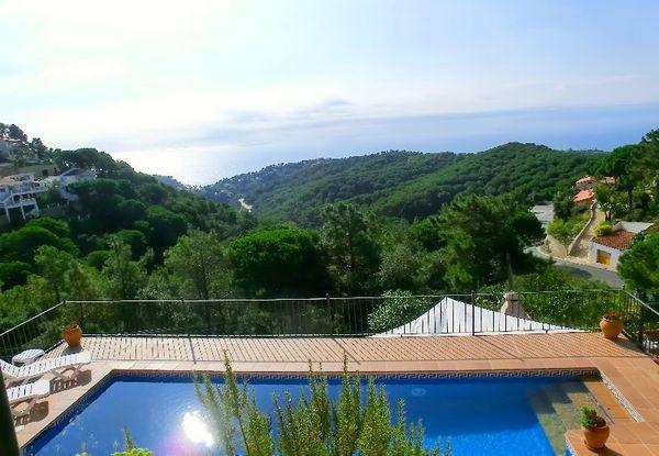 Urlaub im Ferienhaus Spanien Costa