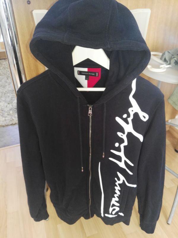 Tommy Hilfiger Sweatshirtjacke gr L