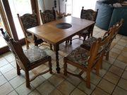 Esstisch mit Stühlen Sehr robuste