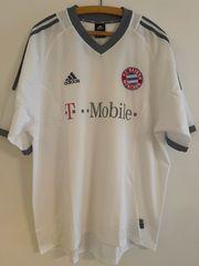 FC Bayern Trikot Saison 2002 -