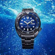 Seiko Turtle SRPD11K1 STO Black - NEU