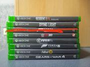 7 Xbox One spiele