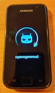 Smartphone Samsung Galaxy S GT-i9000