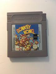 Gameboy Donkey Kong Spiel Klassiker