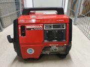 Honda EX 1000 Notstromaggregat Stromerzeuger