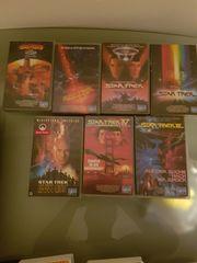 Star Trek Filme VHS