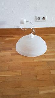 Lampe Hängelampe - Marmordesign - sehr guter
