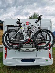Thule Fahrradträger für Wohnmobil oder