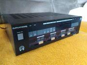 GRUNDIG V 35 Verstärker schwarz