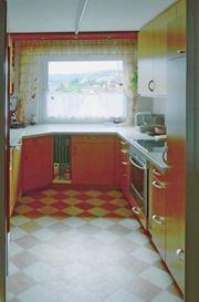Einbauküche vom Schreiner mit Elektrogeräten