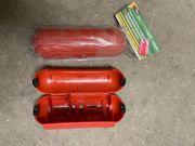 2x Wasserdichte Sicherheitsboxen für Schuko