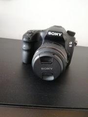 Sony Spiegelreflexkamera