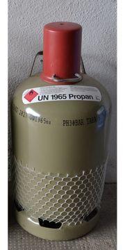 1 x 5 kg Propan-Gasflaschen