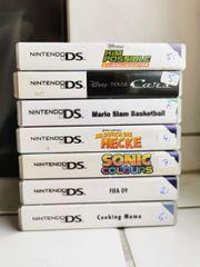 Nintendo DS 2DS 3DS Spiele