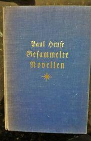 3 Antike Bücher Autor Paul