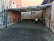 Vermiete Carport überdachter Stellplatz Parkplatz