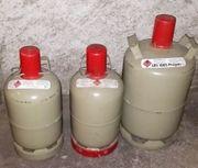 Gasflaschen Propan Eigentumsflaschen leer 5